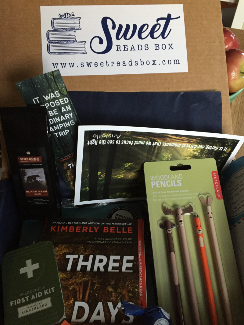 Sweet Reads October Box
